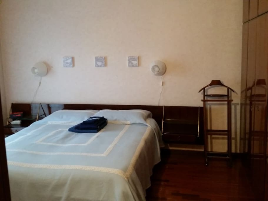 camera matrimoniale // double bed room