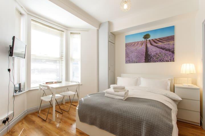 A newly refurbished Studio Apartment. (5)