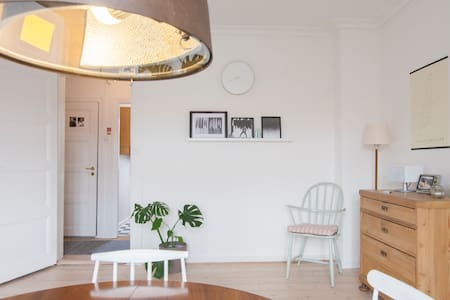 Cosy flat including free cardio ;) - København - Apartment