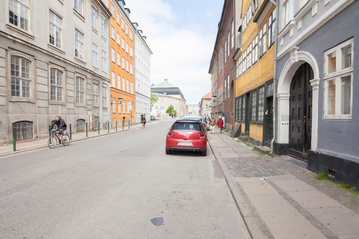Copenhagen City - At the Channel - Kopenhag - Daire