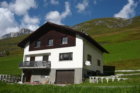 Rooms at St Gall's Alpine Retreat 1 - Avers - Talo