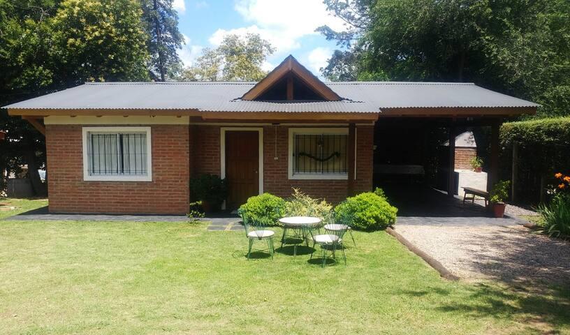 Chalet Centro Villa General Belgrano
