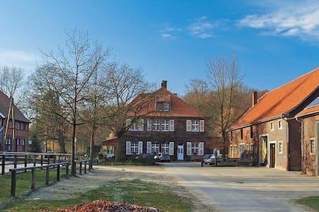 Ferienwohnung Nähe Warendorf - Huoneisto