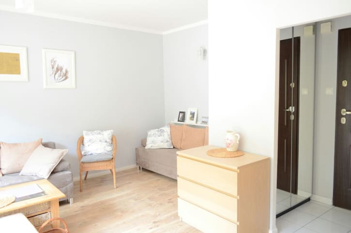 SUNNY SPOT CLOSE TO OLD TOWN - Gdańsk - Apartemen