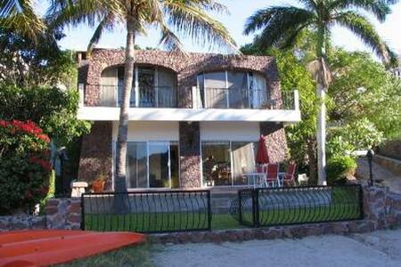 Beautiful home in a Secluded Cove. Paraiso del Mar - San Carlos Nuevo Guaymas - Maison
