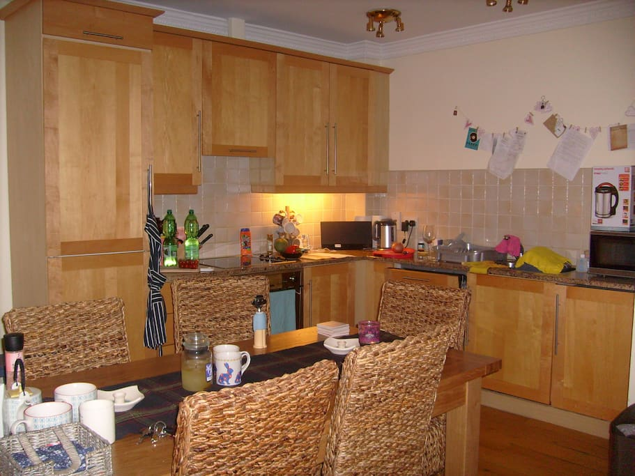 Full kitchen facilities available
