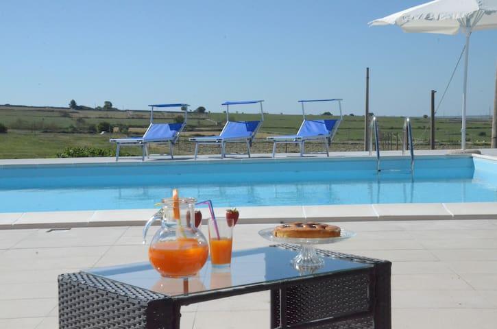 campagne iblee vacanze con piscina - Raguse - Villa
