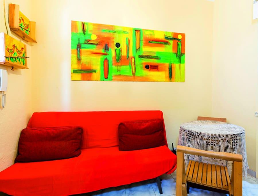 Hab peque a por pocos dias solo estudiantes apartamentos en alquiler en madrid comunidad de - Apartamentos baratos madrid por dias ...