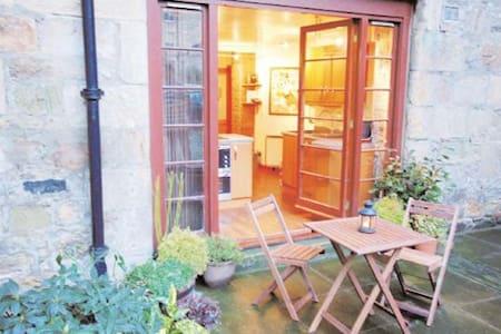 Entire apartment, The Shore, Leith - Edinburgh - Appartement