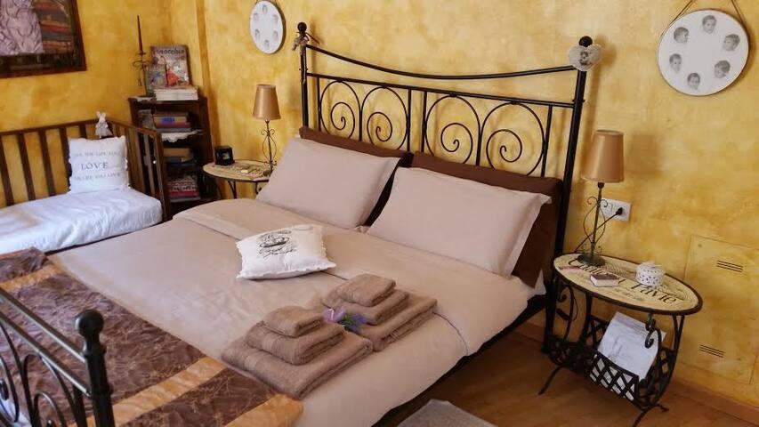 "B&B ""Le Fate del Lago"" Lierna (LC) - Lierna - Bed & Breakfast"