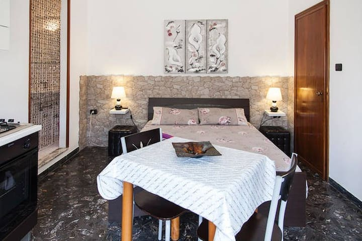 Romantic studio in Leuca - Leuca - Daire