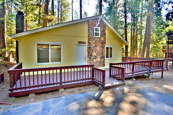4 Bed 2 Bath Lake Member WIFI - Twain Harte