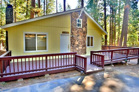 4 Bed 2 Bath Cabin Lake Member WIFI