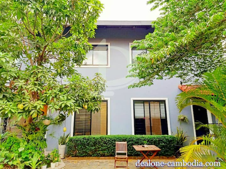 Duplex Room Apartment For Rent In Siem Reap