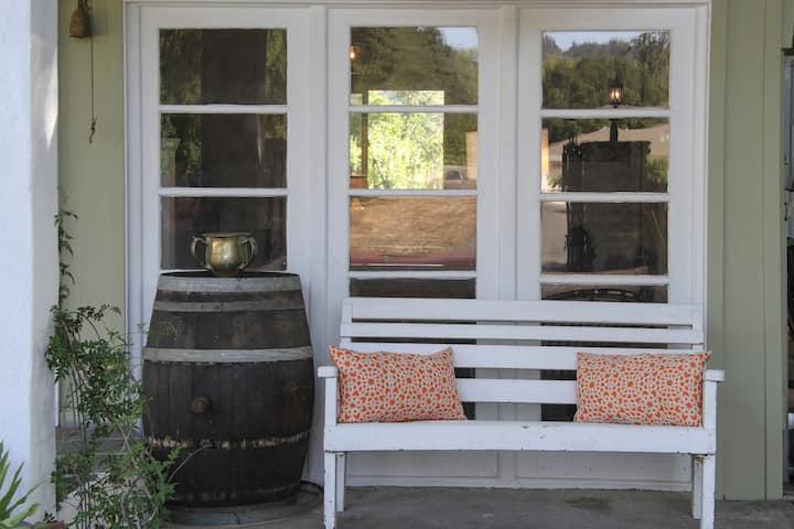Vintage Farmhouse in Calistoga