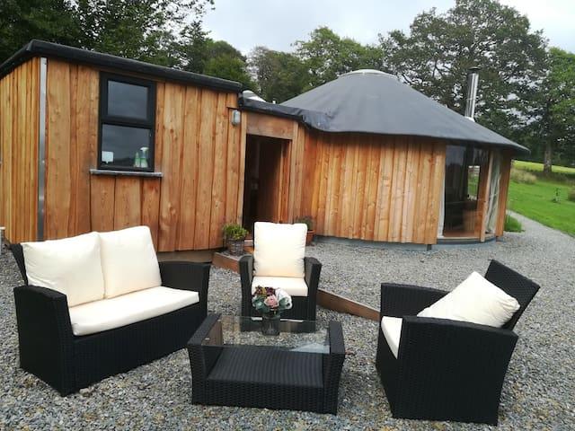 Fox Yurt @ Fron Farm Yurt Retreat