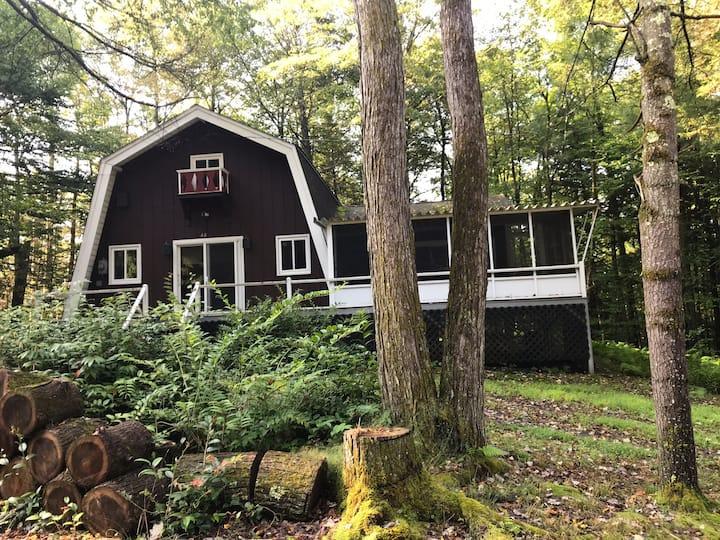 Quiet Smallwood Cabin -Highest speed wifi/internet