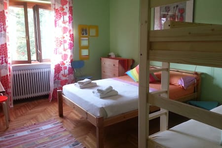 Green room - Sistiana - Bed & Breakfast