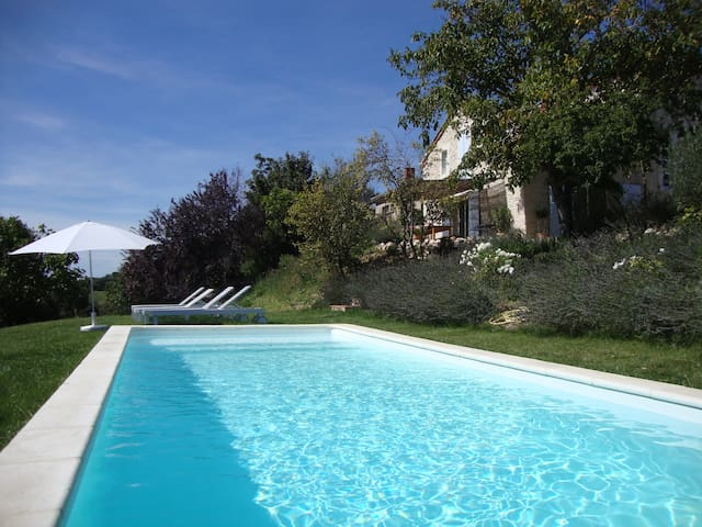 18 century Bastide, B&B near Albi - Lamillarié - Bed & Breakfast