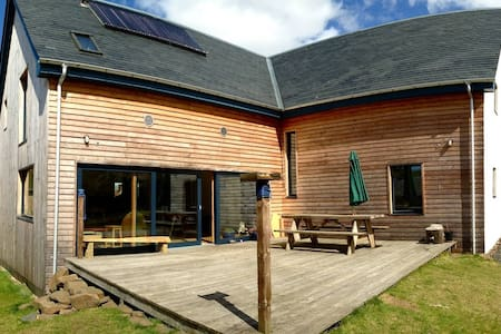 Cosy family Eco House in Rural Village Setting - Cupar - Dům