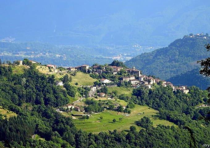 Casa del Rocco  Sillico Garfagnana - Pieve Fosciana - Casa