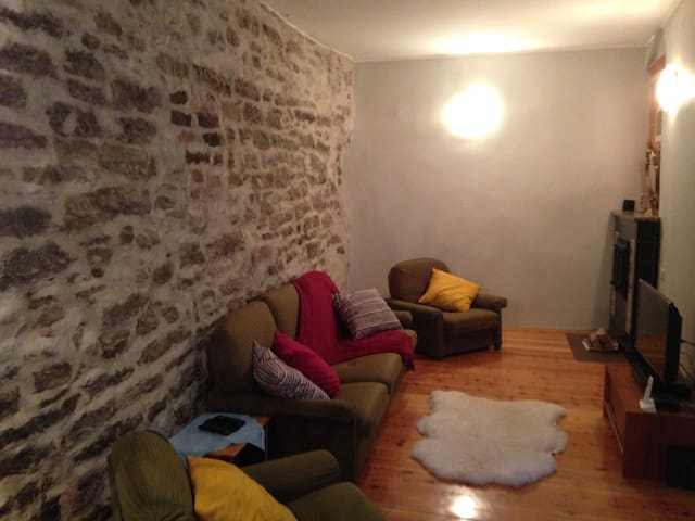 Perfect location: private apartment in Old Town - Tallinn - Huis