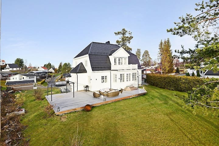 Villa Lillebis - Sørumsand - Hus