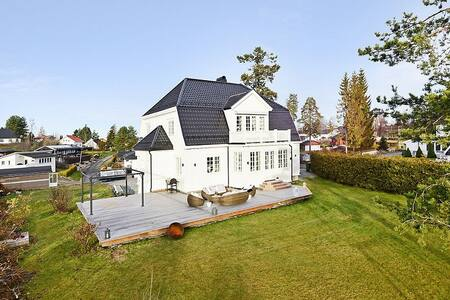 Villa Lillebis - Sørumsand - Huis