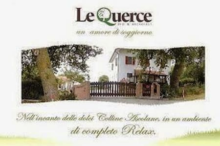 camera Le Querce - Bed & Breakfast