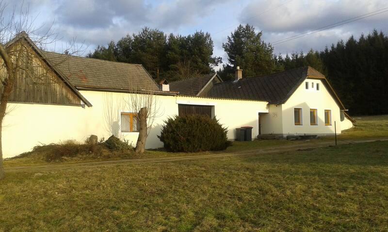 Ferienhaus Leopold - Bauernhaus im Waldviertel