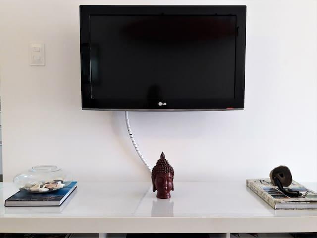 TV - DVD - Wi-fi