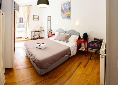 Rooms in the center of Rome - Roma