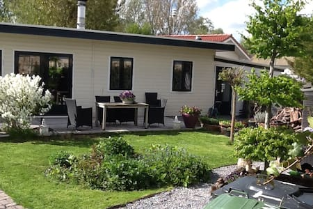 Where Els 'House on the River Zaan' - Westknollendam - Bungalow