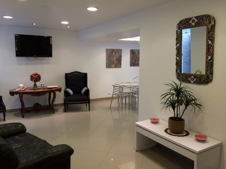 Comfortable flat in Miraflores