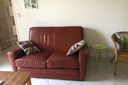 Double room at the heart of the city of Marmande