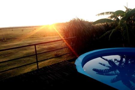 Casa de campo con hermosas vistas en Gualeguaychú