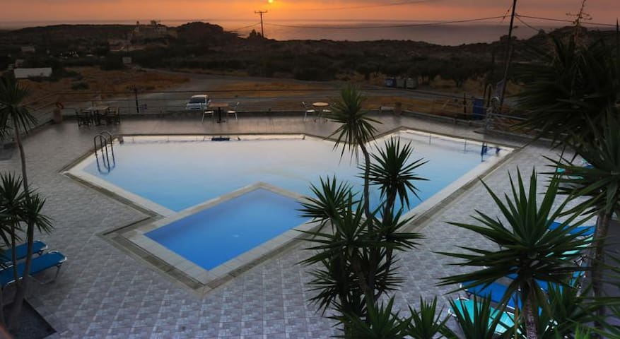 Cozy seaview villa in Elafonisos ideal for kids