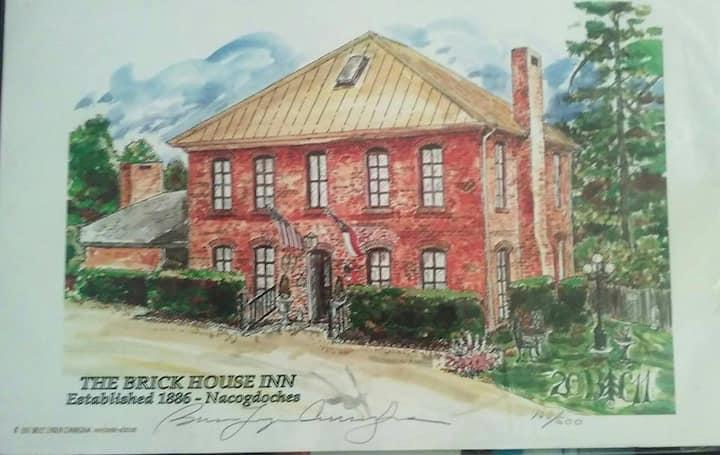 The Brick House Inn B&B - The Gemini Room