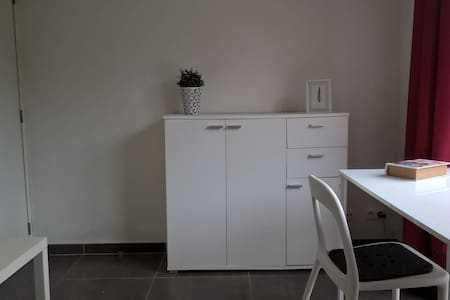 Knusse kamer in kleine 2 kamer flat - Apartment