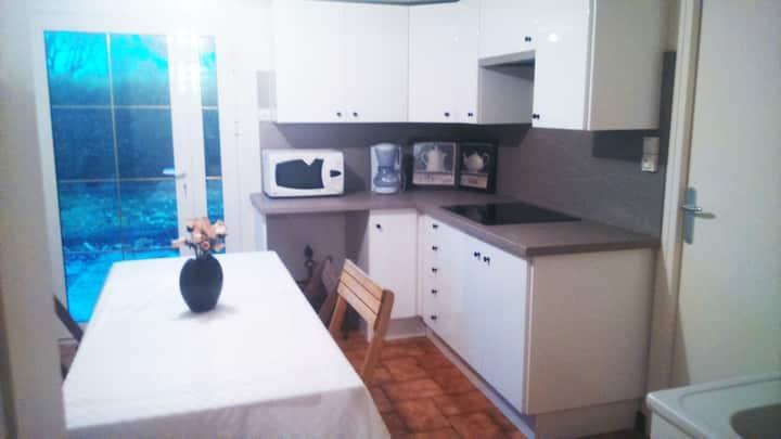 Appartement 45m2 court et long séjour