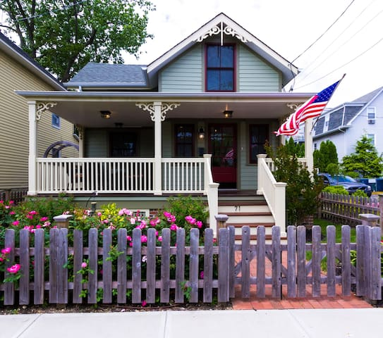 OG Victorian 3BR Summer/Winter - Ocean Grove