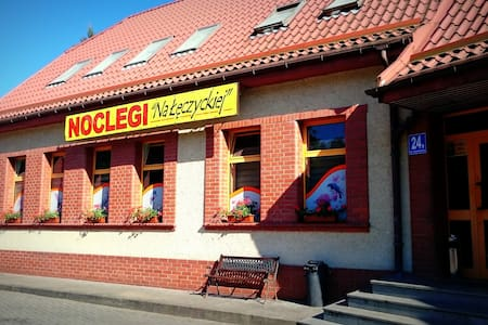 """NOCLEGI """"Na Łęczyckiej"""" - Haus"""
