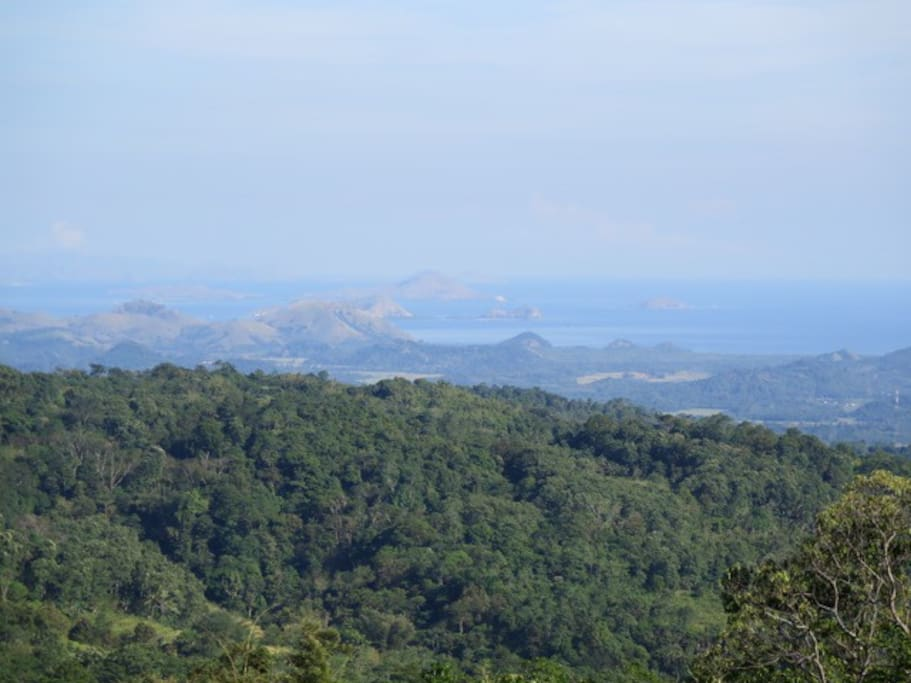 100 KM + Views over the Komodo National Park.