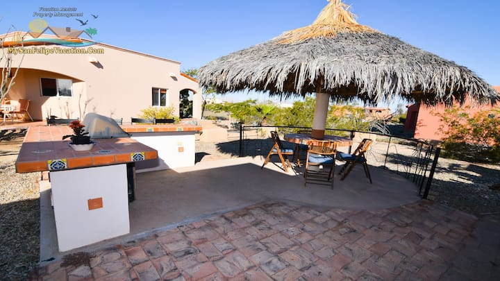 Casita Playa Azul - HEATED POOL