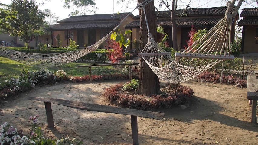 Tharu Community Homestay - Gothauli - Natur lodge