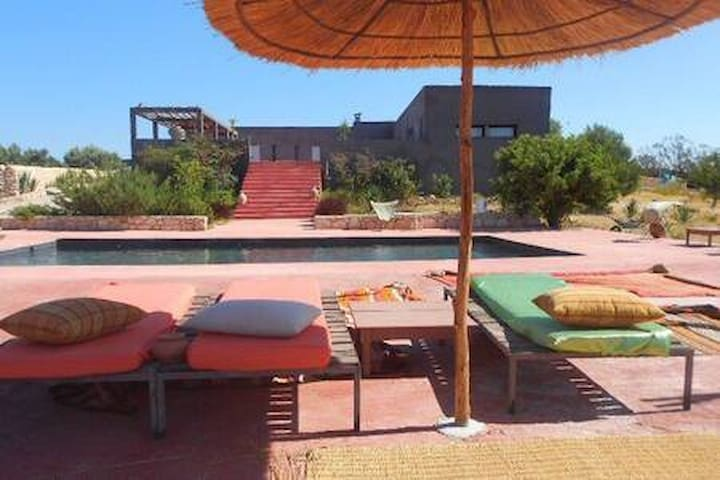 La maison Bohème bnb Essaouira
