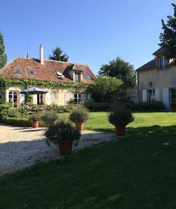 Belle maison Bourguignonne à 1h30 de Paris - Fouchères