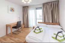 Schönes Zimmer in Rötelheimpark