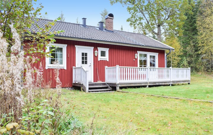 Stunning home in Eksjö with 2 Bedrooms