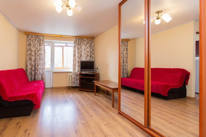 Однокомнатная квартира в тихом центре Калининграда